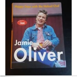 Other - jamie oliver cookbook
